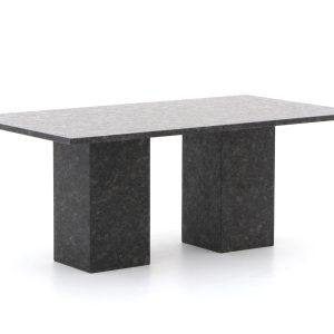 Bernstein Granieten dining tuintafel 180x100cm - Laagste prijsgarantie!