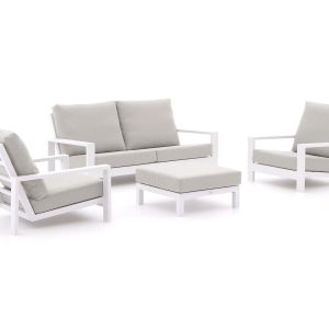 Bellagio Vezzano stoel-bank loungeset 4-delig - Laagste prijsgarantie!