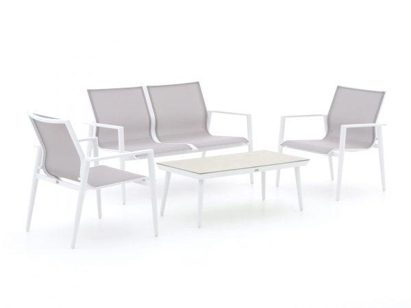 Bellagio Garessio stoel-bank loungeset 4-delig - Laagste prijsgarantie!