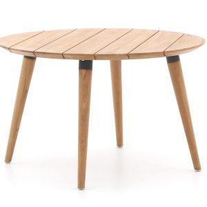 Hartman Sophie Studio dining tuintafel Ø120cm - Laagste prijsgarantie!