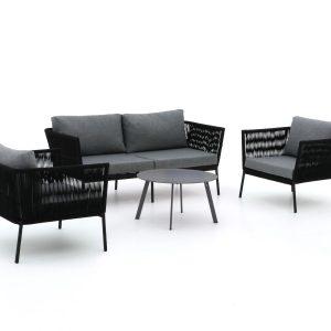 Intenso Levanzo/Bovezzo stoel-bank loungeset 4-delig - Laagste prijsgarantie!