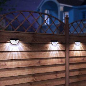 Solar wandlamp Cleveland