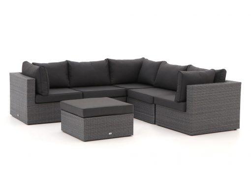 Forza Barolo hoek loungeset 6-delig - Laagste prijsgarantie!