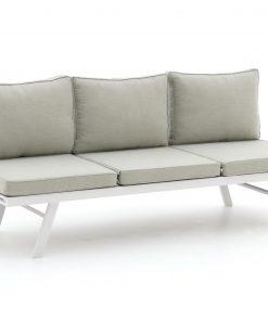 Forza Vadena lounge tuinbank verstelbaar 198cm - Laagste prijsgarantie!