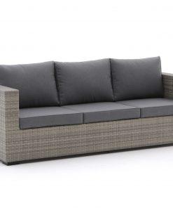 Forza Giotto lounge tuinbank 3-zits 230cm - Laagste prijsgarantie!